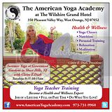 Summer with The American Yoga Academy Images